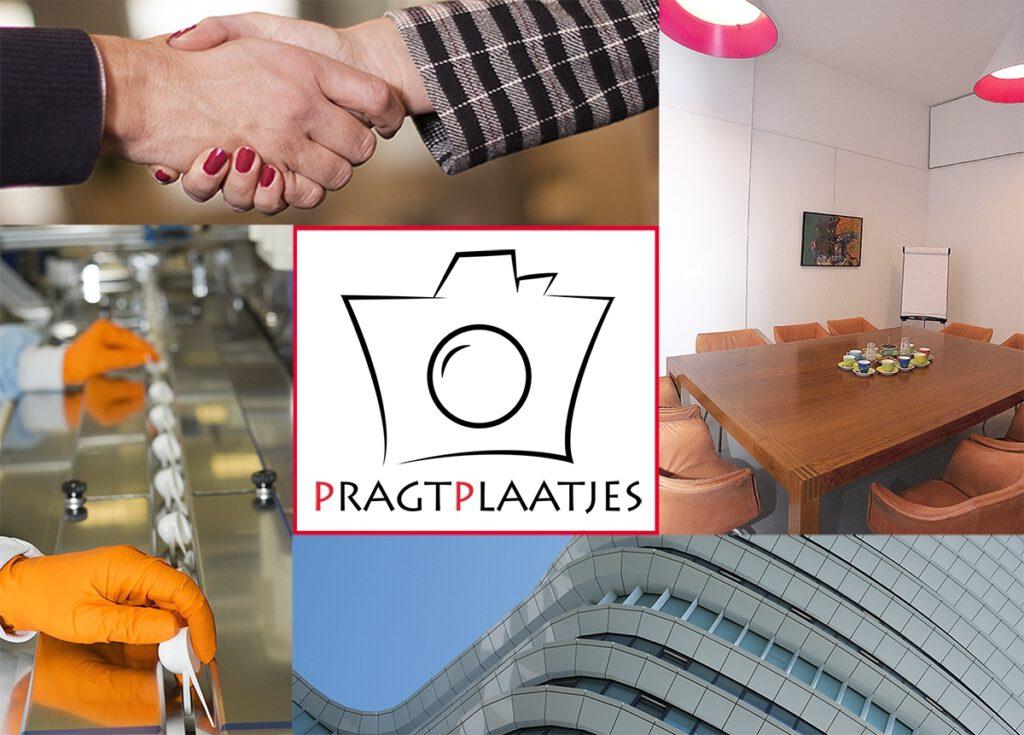 Websitefotografie Pragtplaatjes met logo